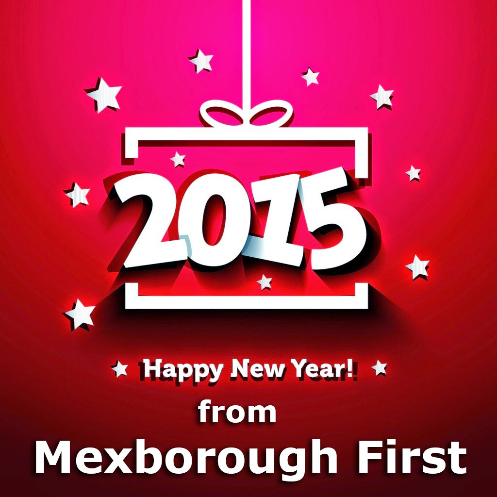 Happy New Year to all Mexborough residents!
