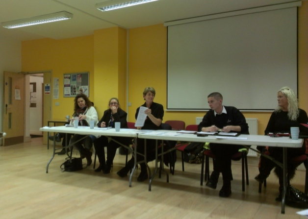 Mexborough PACT meeting April 2015