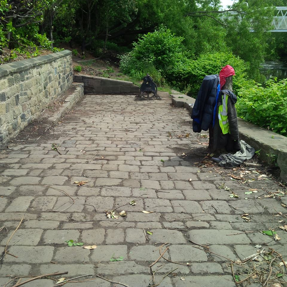Mexborough Canal Clean-up & Ferryboat Slipway Restoration Project