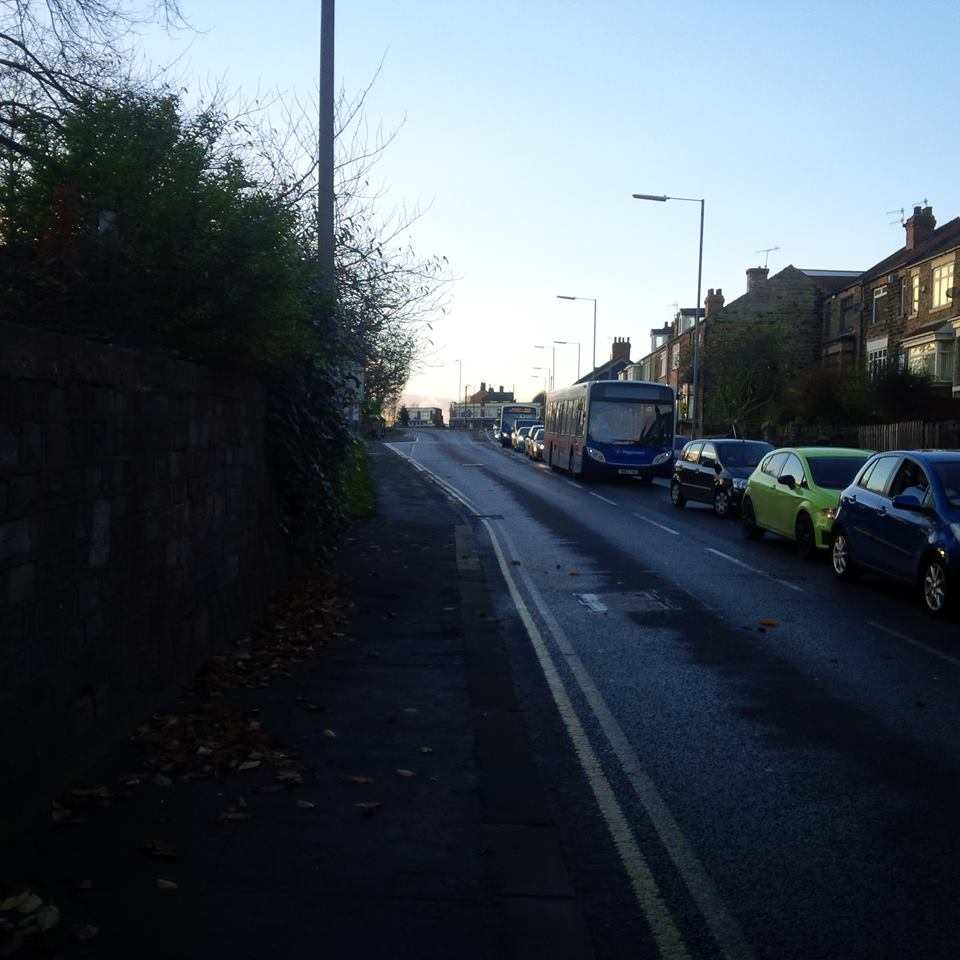 Traffic Issues on Doncaster Road