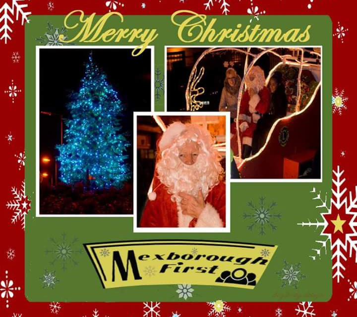 Merry Christmas from Mexborough First