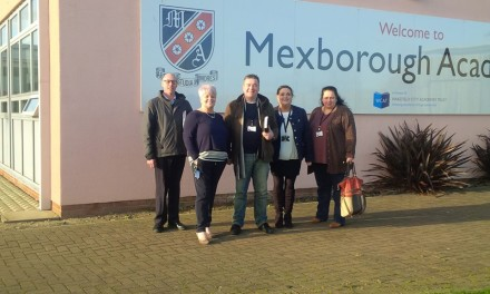 Visiting Mexborough Academy
