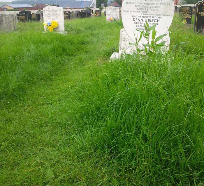 Mexborough Cemetery in Neglected State – Update