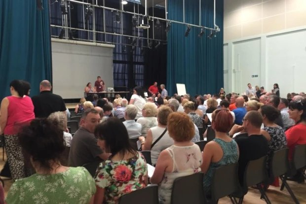 Residents speak out over 'nonsense' HS2 route plans for Doncaster