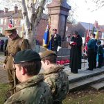 Remembrance Sunday Commemoration in Mexborough