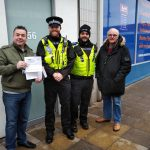 Joint Partnership Operation with Local Police