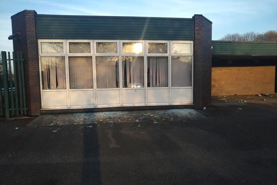 Mexborough Day Centre a Disgrace and Safety Issue